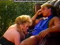 excited mistress fuck in the garden