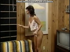 sporty woman has real fuck on the daybed