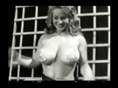 busty vintage retro sweetheart virginia bell