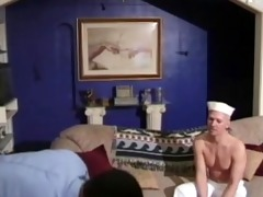 darksome cops white seamen - scene 1
