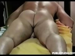 vintage twink homo bare ass spanking