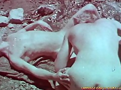 two guys who love to deep-thoat each other fuck