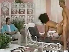 classic ebony anal trio part2