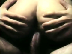 obscenely hot retro blowjob