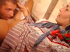 patty page gets fucked in caravan: from