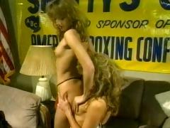 ringside knockout lesbian scene