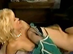 retro tribbing scenes #5 (bionca &; sharon)