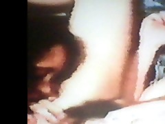70s latina maid has to do oral-service on female