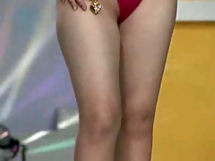 oriental lingerie catwalk edition