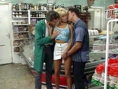 anita blonde clip sex in shop (frech frivol geil)