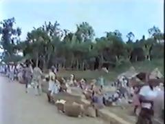 der buschficker ( afrika )