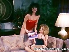 horny 80s lesbo ladies