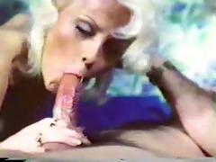 vintage porn - blow-handjob - cum take up with