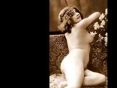 vintage nude pinup photos c. 1900