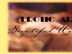 charming woman - erotic art-2
