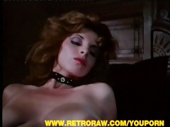retro breasty cutie getting fucked up the booty