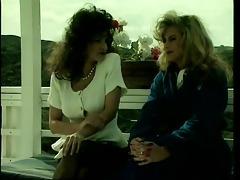p. j. sparxx and leanna foxxx - vintage lesbians