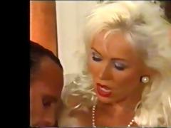 blond hotty anal, dp, high heels, vintage, helen