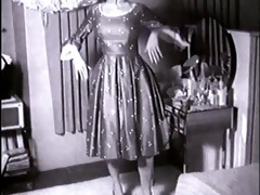 move over darling - vintage tease large boobs