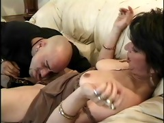 classic granny candy cooze banging door-to-door